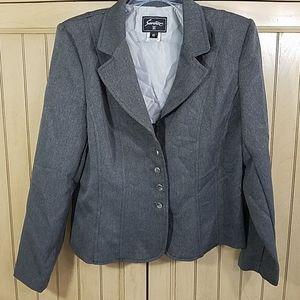 Vintage Sweet Suit Blazer, sz 10